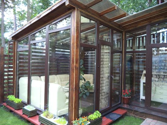 веранда, заказать веранду, остеклить веранду, остекление веранды в частном доме, остекление веранды на даче, окна на веранду